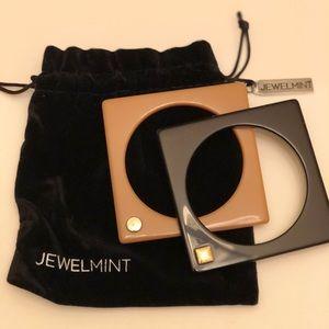 Jewelmint Square Bangle Bracelets - WITH BOX